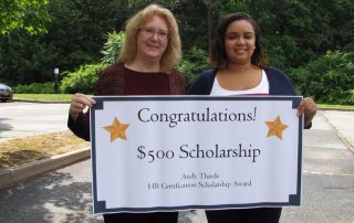 Andy Thiede Scholarship